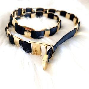 Salvatore Ferragamo Vintage Belt * Rare *